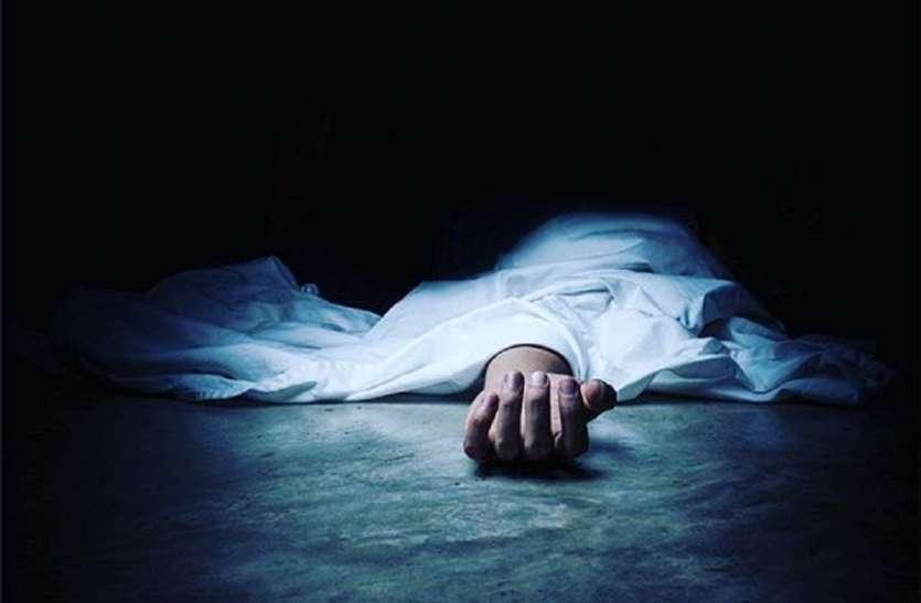 ahmedabad : युवक का शव मिला, हत्या की आशंका