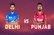 IPL 2020: दिल्ली कैपिटल्स ने किंग्स इलेवन पंजाब को दिया 165 रन का लक्ष्य