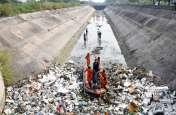 ahmedabad : छाणी के समीप नर्मदा नहर में मिले कंकाल के अवशेष