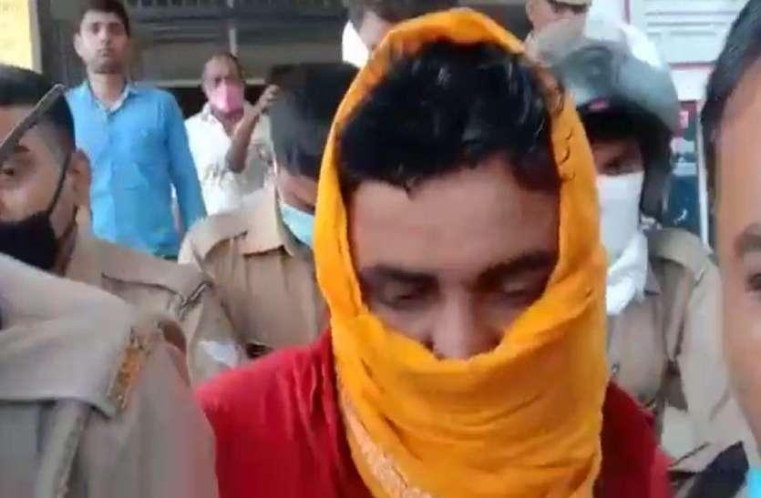 बलिया गोलीकांड के मुख्य हत्यारोपी धीरेन्द्र सिंह को 48 घंटे की पुलिस रिमांड पर भेजा गया