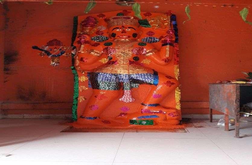 करौली में विशाल प्रतिमा के लिए प्रसिद्ध है यह हनुमान मंदिर