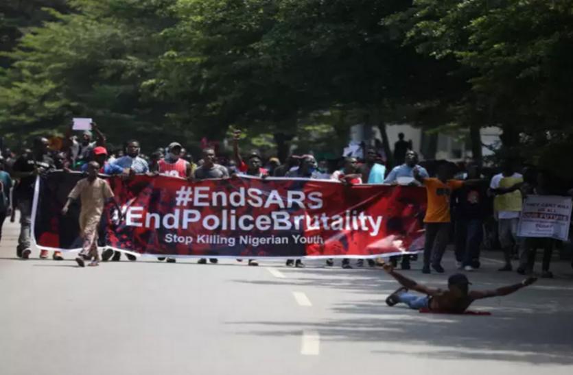 Nigeria Protests: पुलिस की बर्बरता के खिलाफ भीड़ ने दो जेलों में किया हमला, 2000 कैदी फरार