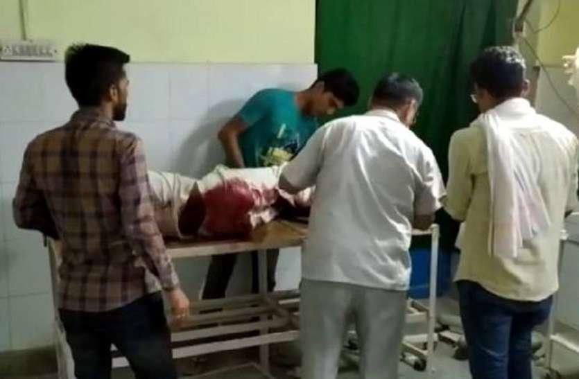 बालोद: सड़क किनारे बकरी लेनदेन की बात कर रहे चार लोगों को मालवाहक ने रौंदा, दो की मौत, दो गंभीर रूप से घायल
