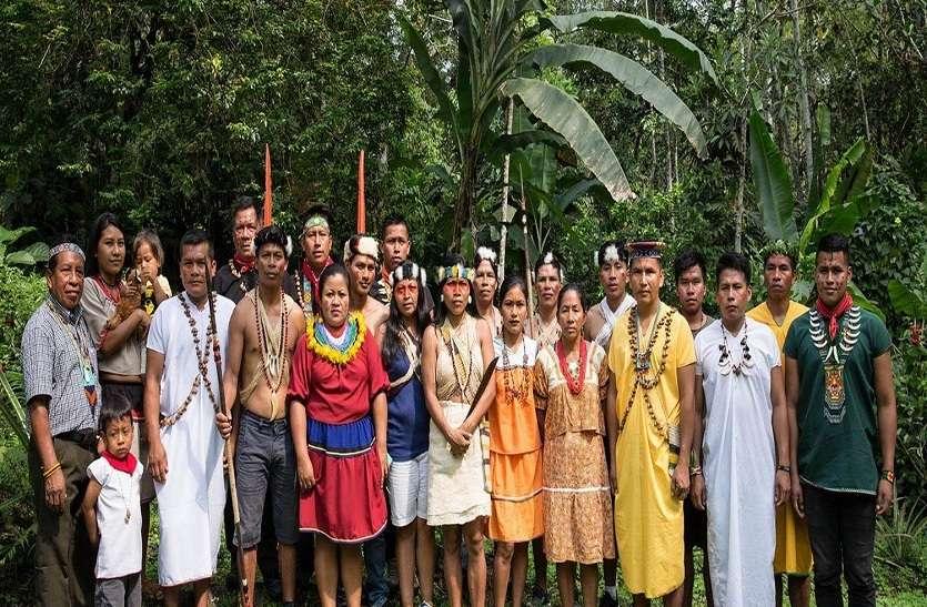 दस देशों के आदिवासी समूहों को इसलिए मिला एक लाख डॉलर का पुरस्कार