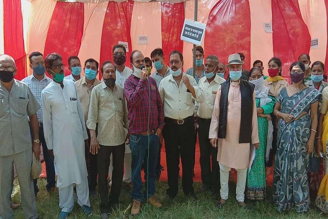 Private School Association, Hunger Strike