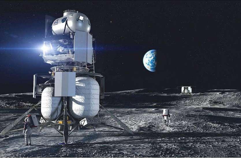अब चाँद पर भी होगा 4G नेटवर्क, नासा ने नोकिआ संग की तैयारी