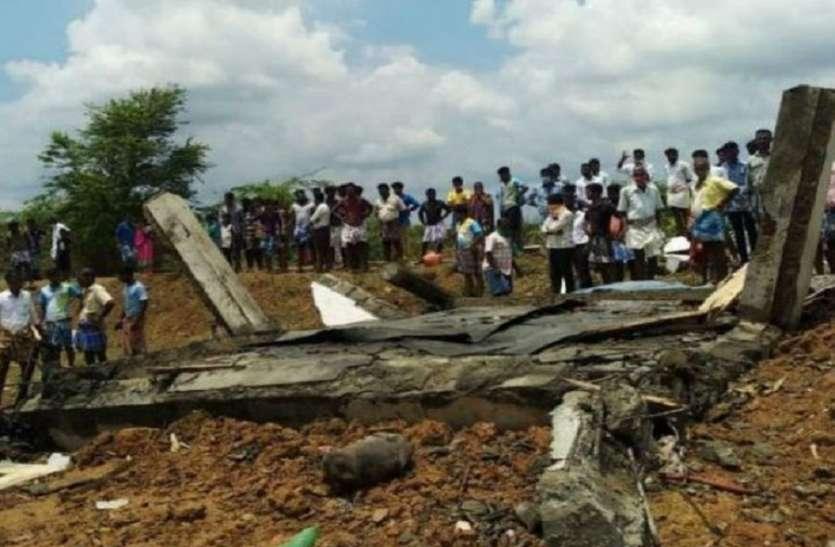 तमिलनाडु : मदुरै कीपटाखा इकाई में धमाका, 5 महिलाओं की मौत