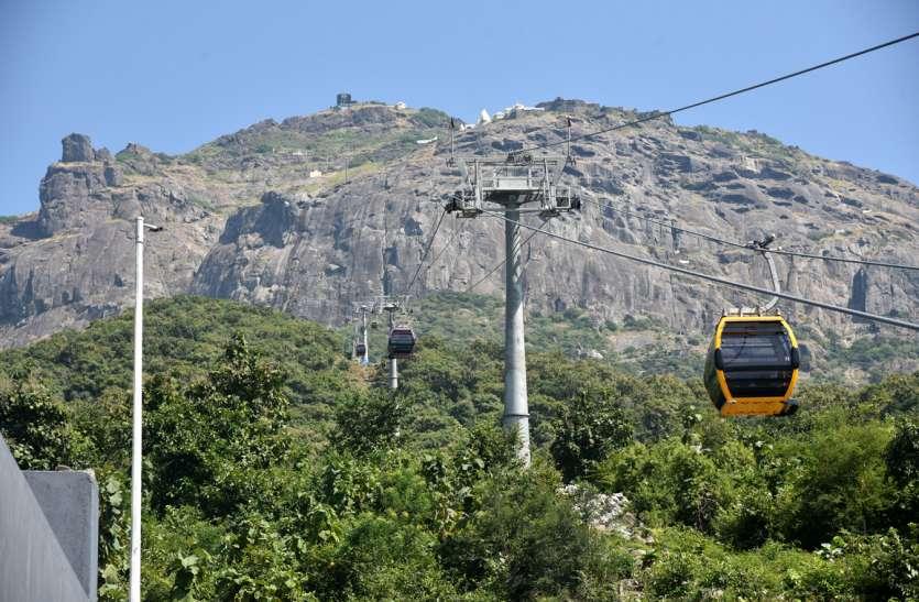 Girnar Rope-way:  मंदिर तक विश्व का सबसे लंबा है गिरनार रोप-वे, एशिया का सबसे ऊंचा भी