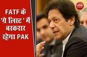 टेरर फंडिंग पर इमरान खान को करारा झटका, FATF के 'ग्रे लिस्ट' में बरकरार रहेगा PAK