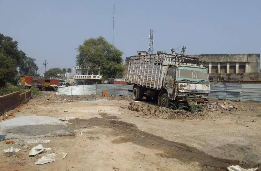 दो मंत्रियों के शहर में धड़ल्ले से सरकारी जमीनों परहो रहे अवैध कब्ज़े