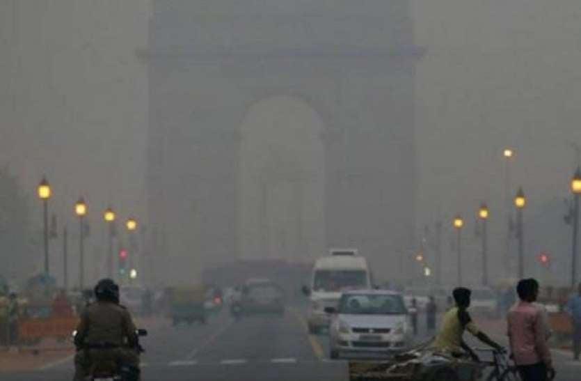 दिल्ली में लगातार बढ़ रहा Air Pollution, कई इलाकों में हवा 'बहुत खराब' श्रेणी में पहुंची