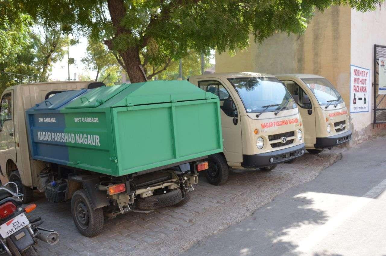 swachh bharat abhiyan: अब दौड़ेंगे दो बॉक्स वाले ऑटो टिप्पर