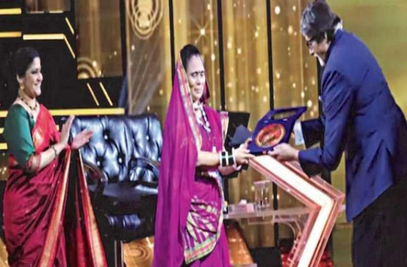 KBC: 7 वीं पास पद्मश्री फुलबासन ने कर्मवीर सेगमेंट में जीता 50 लाख रुपए, संगठन की शक्ति जानकर बिग बी भी हुए हैरान