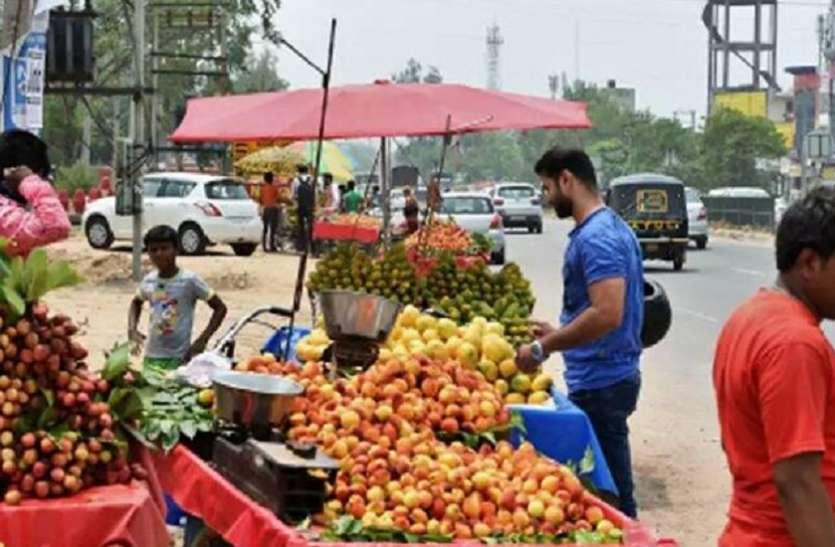 PM street vendor self-reliance campaign से विकलांग से सवांर रहे जीवन