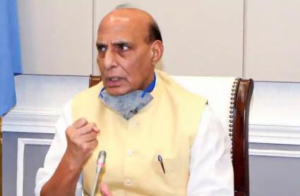 Rajnath Singh : भारत पड़ोसी देशों के साथ हमेशा से बेहतर संबंधों का हिमायती रहा है