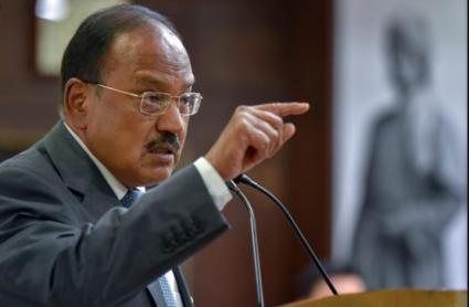 NSA Ajit Doval के बयान पर सरकार की सफाई, उनके बयान का चीन से कोई सरोकार नहीं