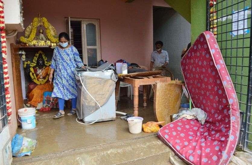बारिश ने मचाई तबाही, मिलेगा 25 हजार मुआवजा