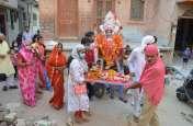 navratra 2020: शक्ति आराधकों ने किया उद्यापन, श्रीराम नवमी व दशहरा एक साथ मनाया