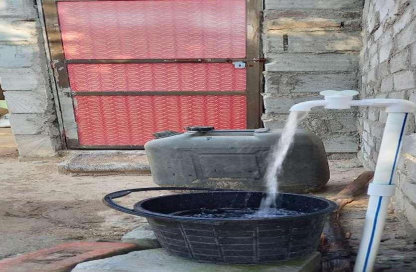 Ahmedabad District : गांवों में 94.15 फीसदी घरों में नल से जल उपलब्ध