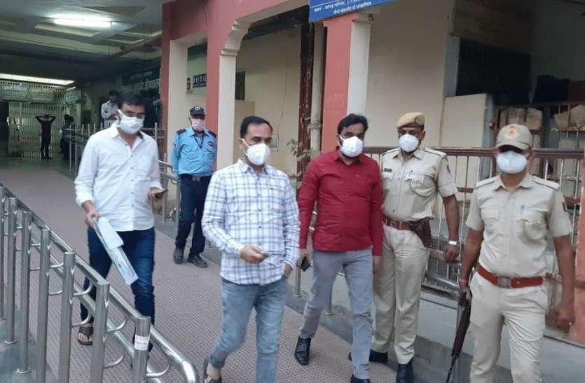 नागौर जिले में अब तक 6188 कोरोना पॉजिटिव, खींवसर विधायक बेनीवाल भी हुए संक्रमित
