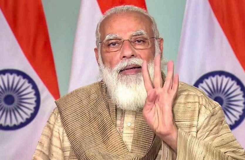 PM Modi on Durga Puja in Bengal : क्यों मोदी कहे बंगाल में महामारी से भी कम नहीं हुआ दुर्गा पूजा की भव्यता व दिव्यता