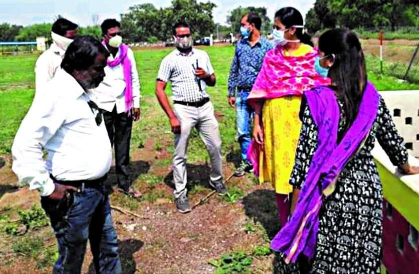 राजनांदगांव: काम के प्रति लापरवाही पड़ी भारी, उप वनमंडल अधिकारी और ग्रामीण कृषि विस्तार अधिकारी को SDM ने थमाया नोटिस