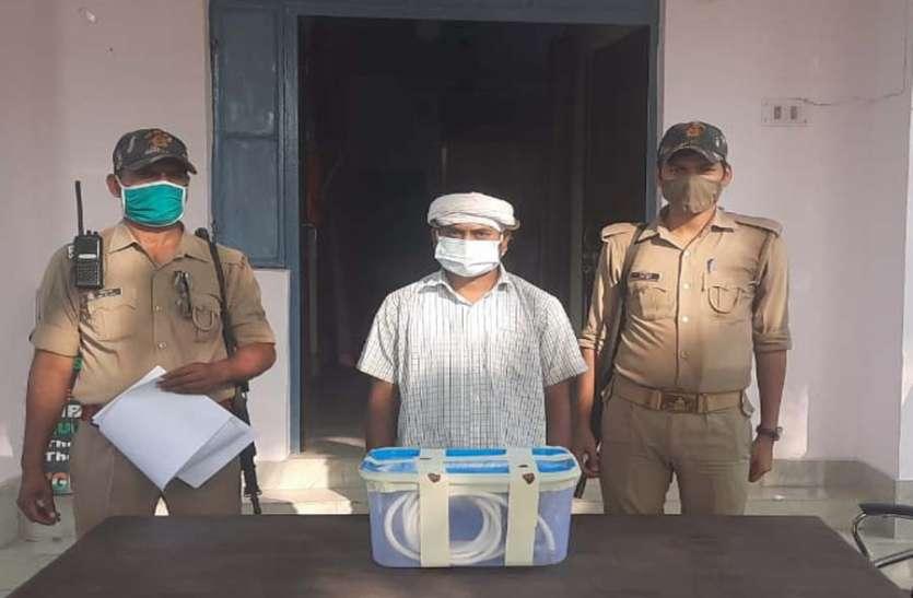 आजमगढ़ में भी अस्पताल से वेंटिलेटर चोरी, बीएचयू ट्राॅमा सेंटर केे बाद दूसरी घटना, रिपेयर के बहाने हाॅस्पिटल में घुसा था युवक