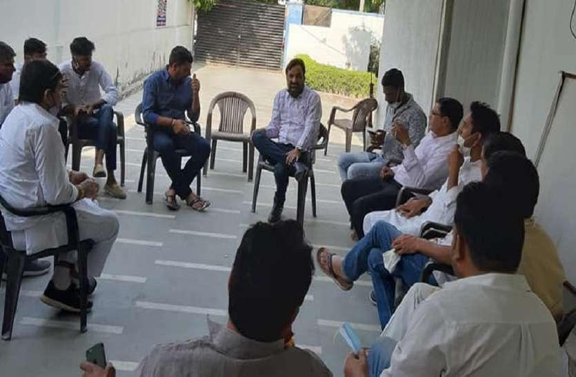 पंचायत चुनाव से पहले RLP का होगा विस्तार, Hanuman Beniwal आज पदाधिकारियों के साथ बनाएंगे रणनीति
