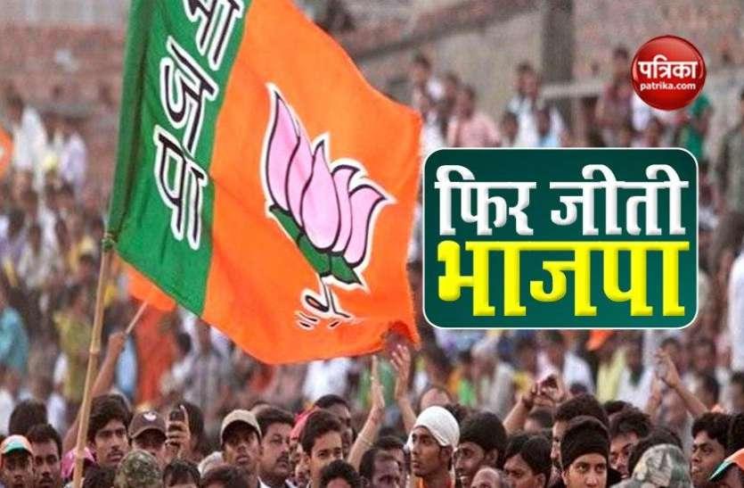 लद्दाख: LAHDC चुनाव में भाजपा के हाथ बाजी, 15 सीटों पर जीत दर्ज की
