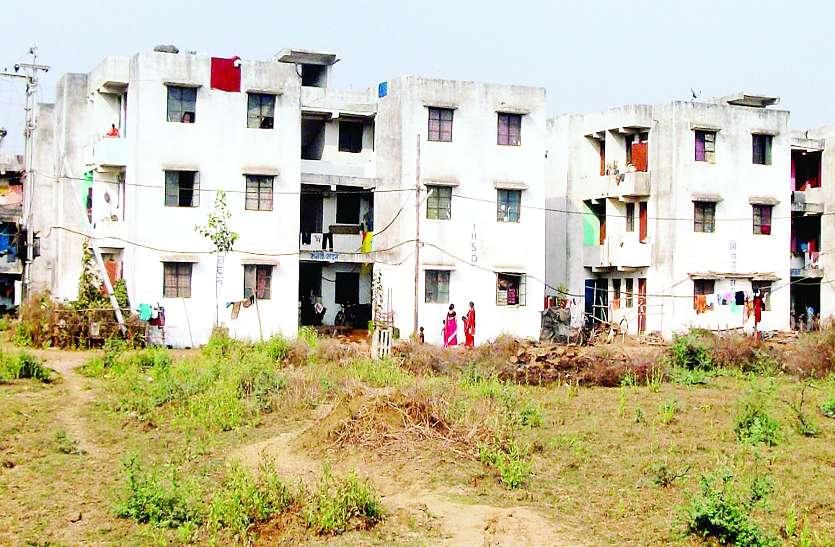 आईएचएसडीपी के 300 से अधिक मकानों में कब्जा, सिर्फ नोटिस का खेल खेल रहे अधिकारी