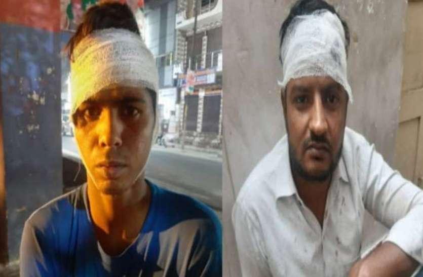 Meerut: दो पक्षों में पथराव और कई राउंड फायरिंग, तीन लोग घायल