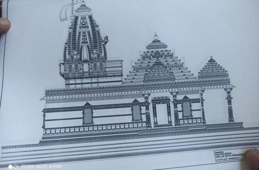 बायतु में खेमाबाबा मंदिर के जीर्णोद्धार का कार्य शुरू