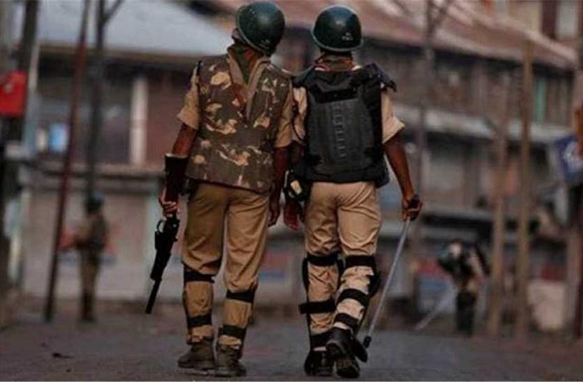 Pak High Commission में तैनात CRPF जवान ने खुद को मारी गोली, हालत नाजुक