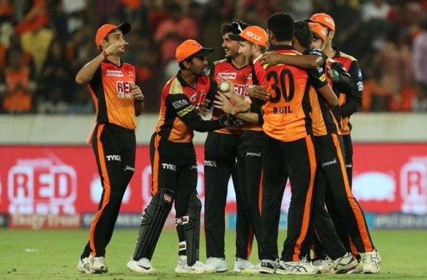 IPL 2020: साहा के तूफान में उड़ा DC, हैदराबाद ने 88 रनों से जीता मैच