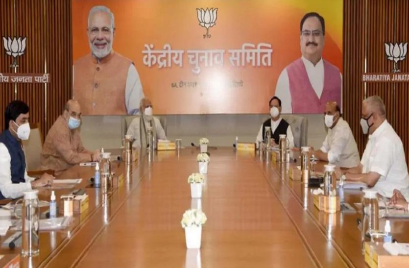 भाजपा ने UP से हरदीप पुरी समेत 9 राज्यसभा उम्मीदवारों की लिस्ट जारी की