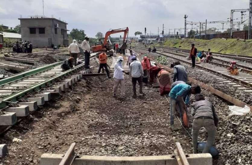 यात्रियों के लिए जरूरी खबरः 5 नवंबर तक मेगा ब्लॉक, दिल्ली-मुंबई रूट की ट्रेनें होगी प्रभावित