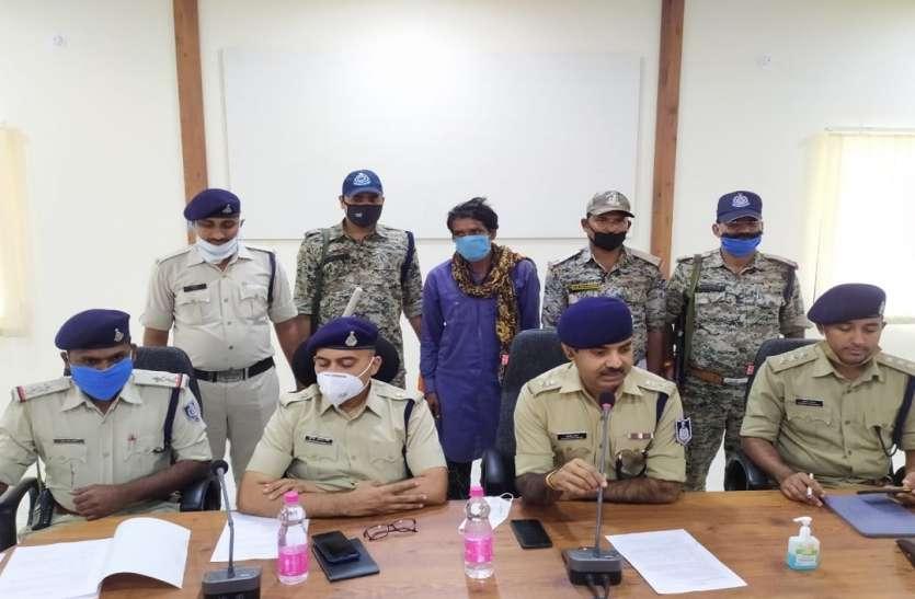 सतना पुलिस की बड़ी कामयाबी, डेढ़ लाख रुपये के इनामी डकैत गौरी यादव गैंग का सक्रिय सदस्य गिरफ्तार