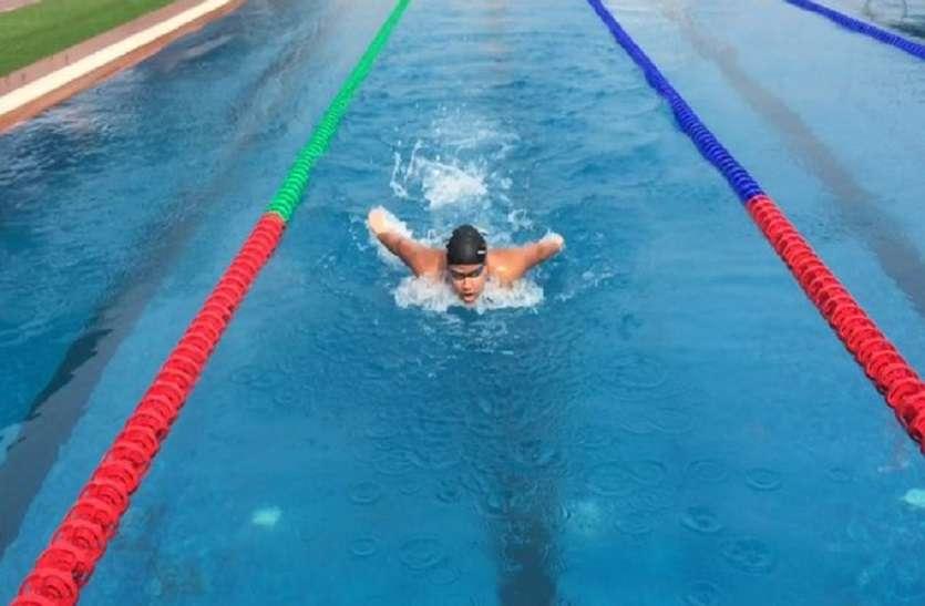 भारतीय तैराकी महासंघ बनाएगी यूनिक आईडी कार्ड ....सभी तैराकों और कोच का होगा पंजीकरण