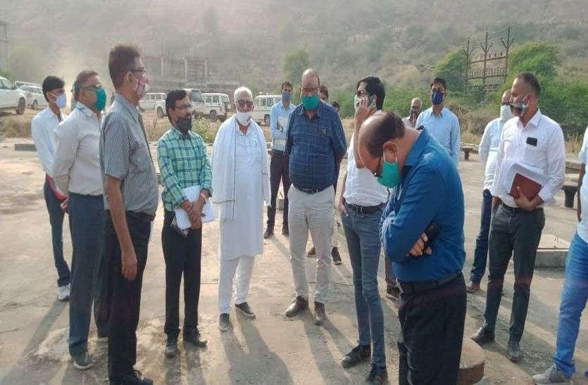 चम्बल-नादौती लिफ्ट परियोजना, अगले एक साल में प्यासे गांवों को मिलेगा चम्बल का पानी
