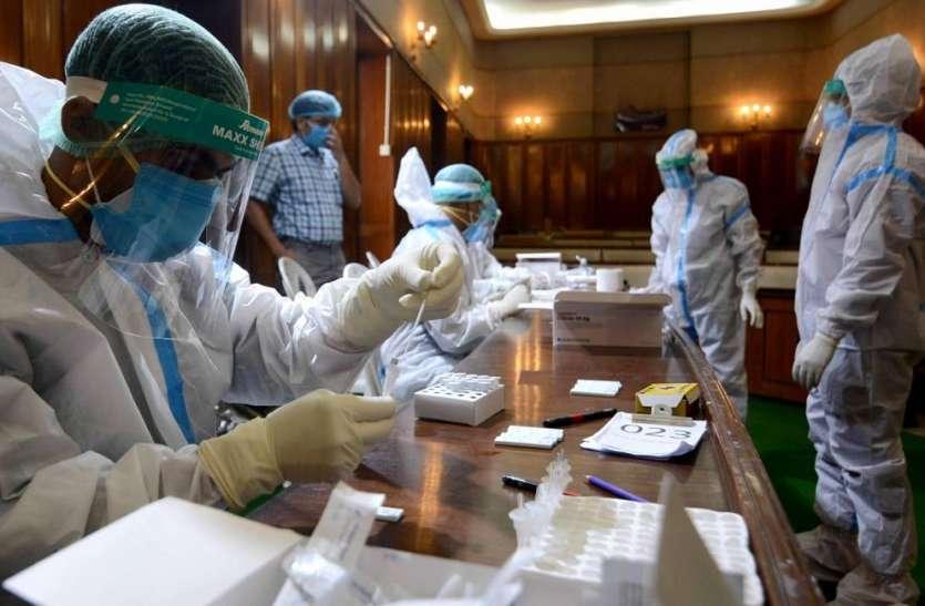 बंगाल: 24 घंटे में 3925 ठीक, 3924 हुए संक्रमित