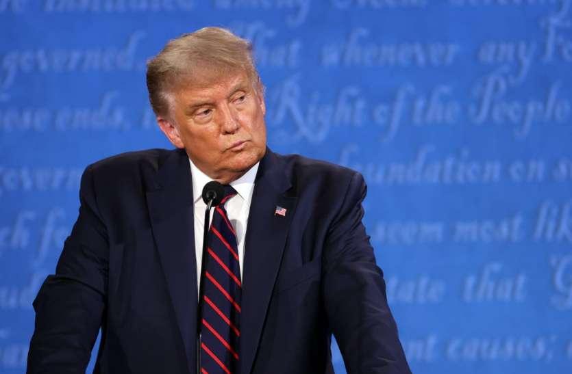 US Presidential Election: डोनाल्ड ट्रंप की कैंपेन वेबसाइट हैक, 30 मिनट तक कब्जा जमाया