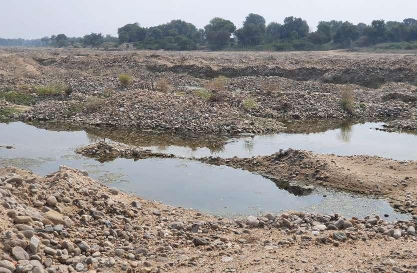 NAGAUR नागौर ही नही, प्रदेश के कई जिलों में जिलों में धरती का सीना फाड्  निकाली जा रही बजरी