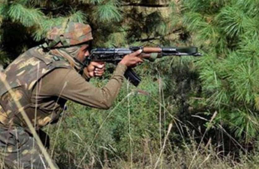 जम्मू कश्मीर के बडगाम में आंतकियों से मुठभेड़ जारी, दो आतंकी हो चुके हैं ढेर