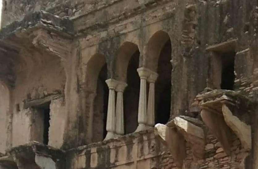 महासिंह ने बसाया था गांव बारवा