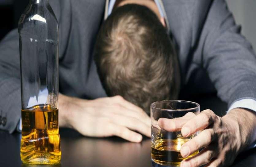 शराब के लती जीजा ने मायके में फेंकी विस्फोटक सामग्री, पत्नी से भी झगड़ा