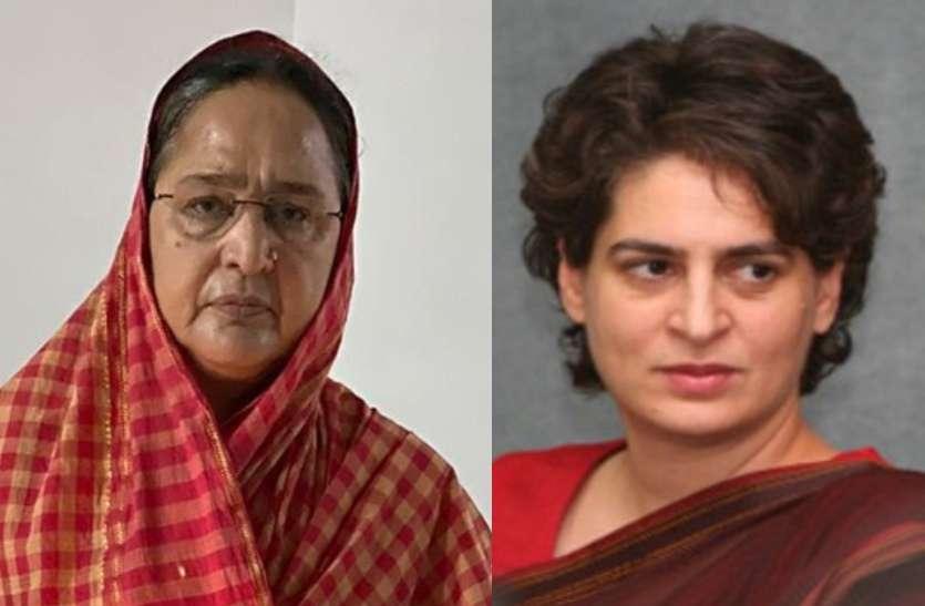 भाजपा विधायक अलका राय ने प्रियंका गांधी को पत्र लिखकर पूछा, मुख्तार अंसारी को क्यों बचा रही है आपकी पंजाब सरकार