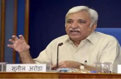 Bihar Election : CEC सुनील अरोड़ा बोले : पहले चरण में 5 बजे तक 52.24% हुआ मतदान