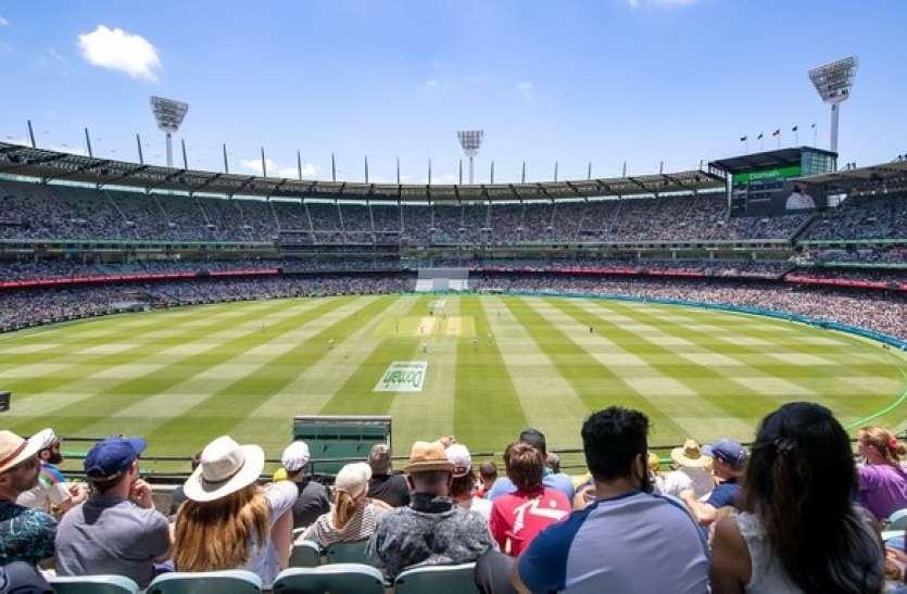 25,000 दर्शकों के बीच खेला जाएगा भारत-आस्ट्रेलिया बॉक्सिंग डे टेस्ट मैच