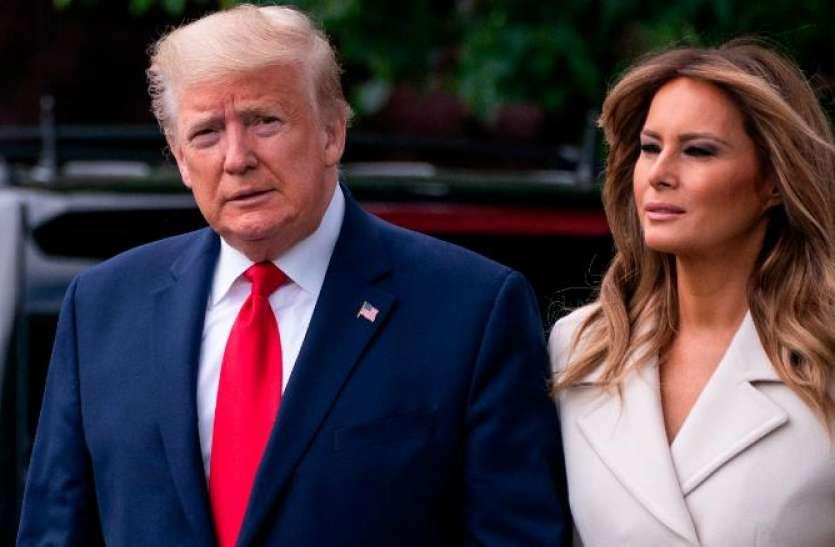US Presidential Election: पत्नी मेलानिया ने डोनाल्ड ट्रंप की प्रशंसा की, कहा-योद्धा की तरह उभरे