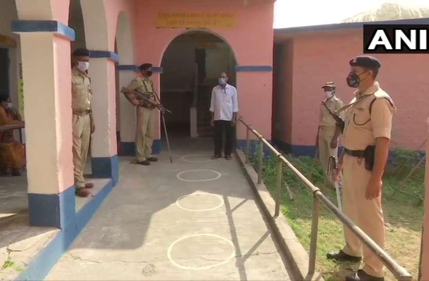Bihar Election: लखीसराय के बालगुदार में लोगों ने किया मतदान का बहिष्कार, ये है कारण